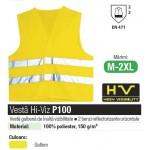 Vestă Hi-Viz P100